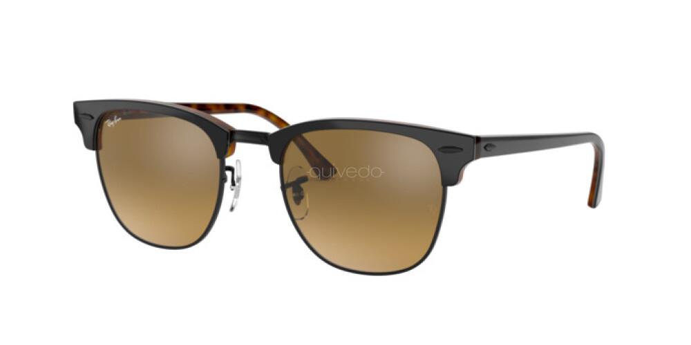 Occhiali da Sole Unisex Ray-Ban Clubmaster RB 3016 12773K
