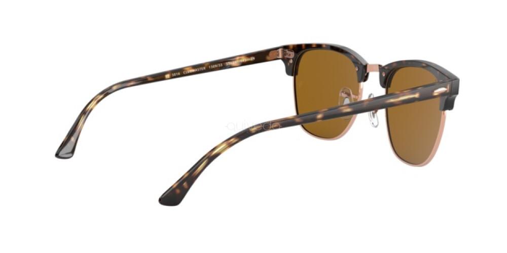 Occhiali da Sole Unisex Ray-Ban Clubmaster RB 3016 130933