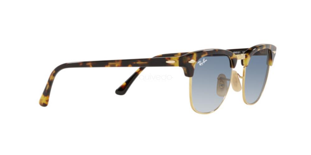 Occhiali da Sole Unisex Ray-Ban Clubmaster RB 3016 13353F