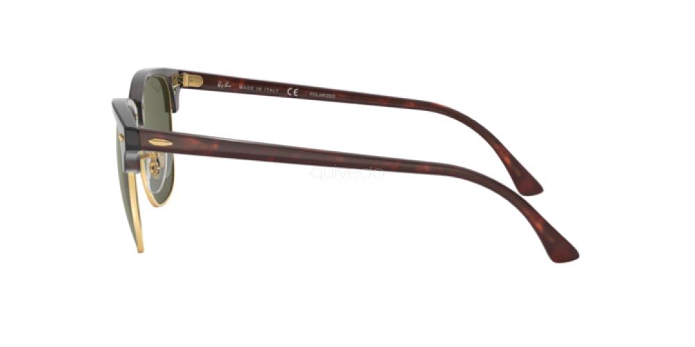 Occhiali da Sole Unisex Ray-Ban Clubmaster RB 3016 990/58