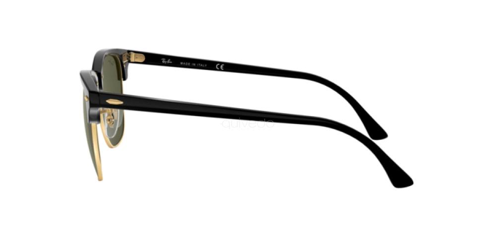 Occhiali da Sole Unisex Ray-Ban Clubmaster RB 3016 W0365