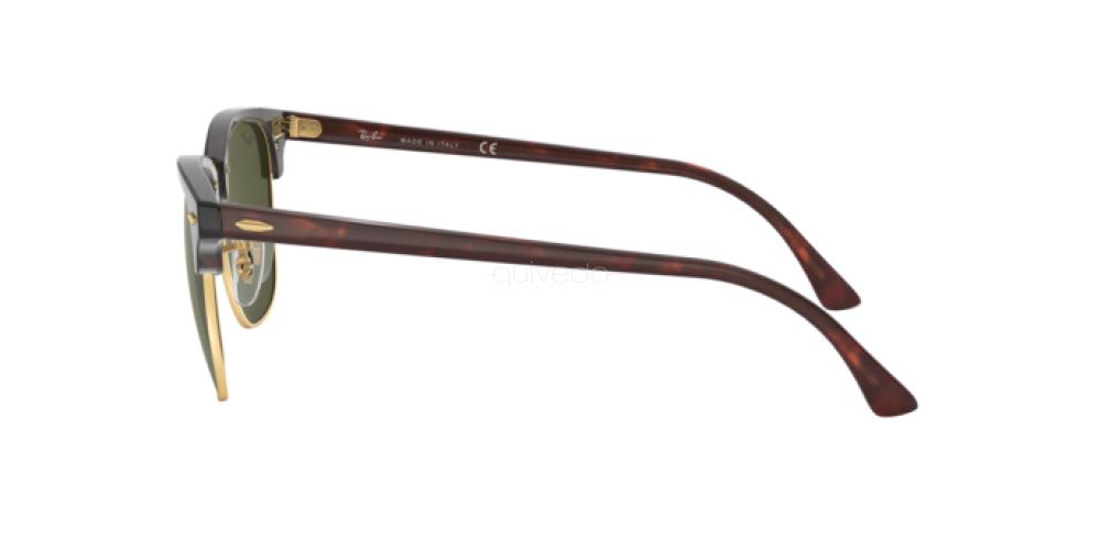 Occhiali da Sole Unisex Ray-Ban Clubmaster RB 3016 W0366