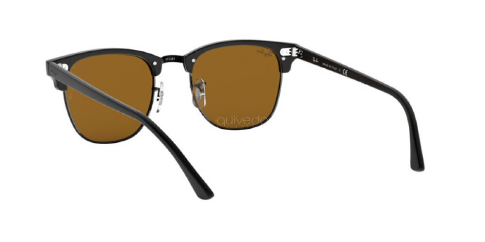 Occhiali da Sole Unisex Ray-Ban Clubmaster RB 3016 W3389