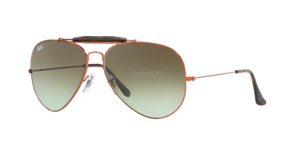 Occhiali da Sole Unisex Ray-Ban Outdoorsman ii RB 3029 9002A6