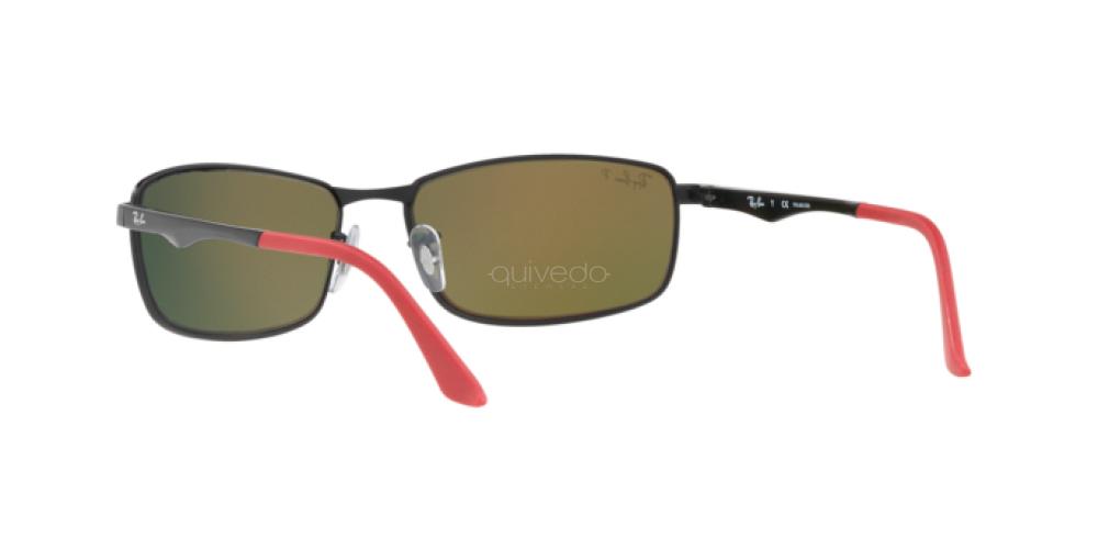 Occhiali da Sole Uomo Ray-Ban  RB 3498 006/6S