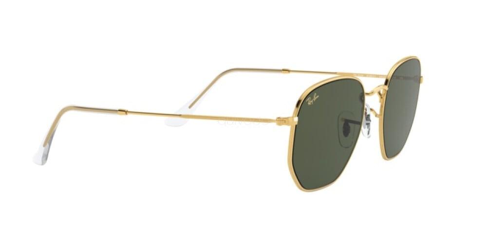 Occhiali da Sole Unisex Ray-Ban Hexagonal Legend Gold RB 3548 919631