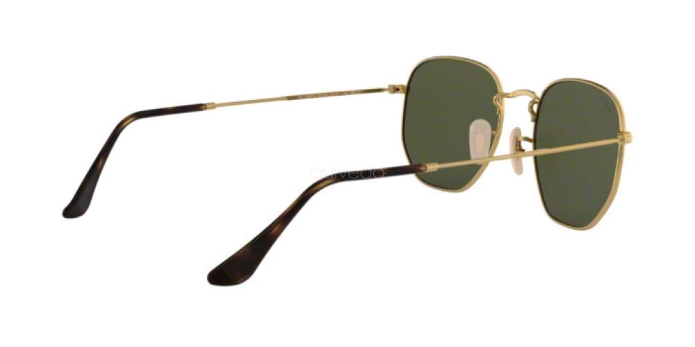 Occhiali da Sole Unisex Ray-Ban Hexagonal RB 3548N 001/58
