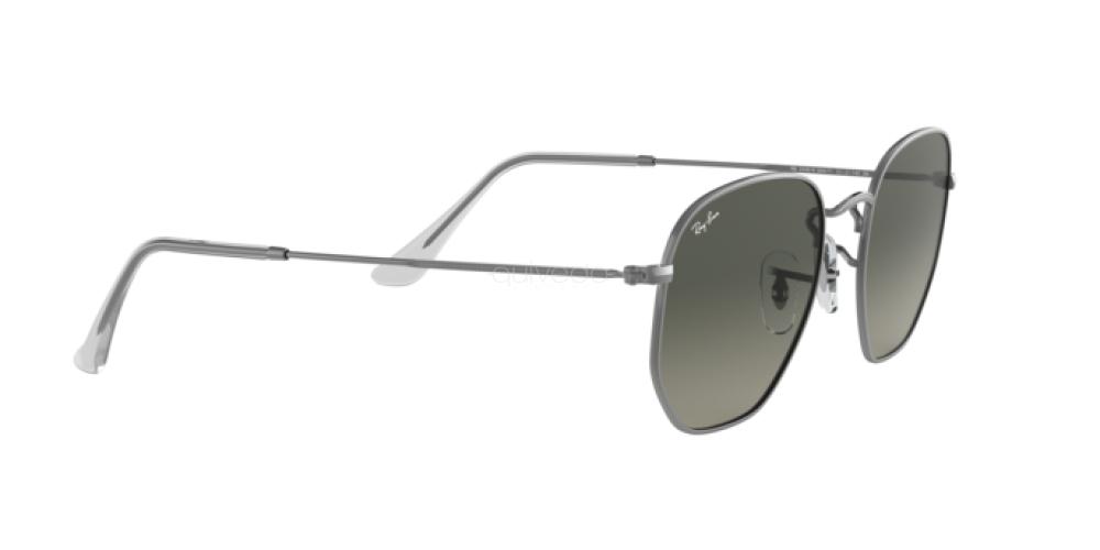 Occhiali da Sole Unisex Ray-Ban Hexagonal RB 3548N 004/71