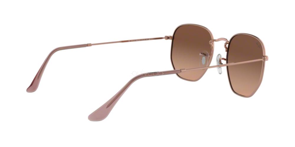 Occhiali da Sole Unisex Ray-Ban Hexagonal RB 3548N 9069A5