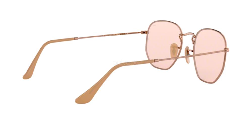 Occhiali da Sole Unisex Ray-Ban Hexagonal Evolve RB 3548N 91310X