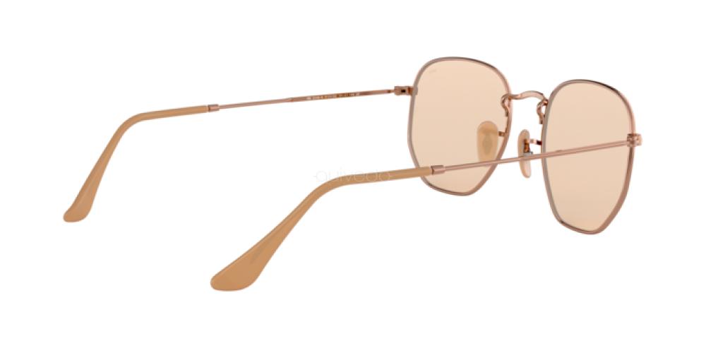 Occhiali da Sole Unisex Ray-Ban Hexagonal Evolve RB 3548N 9131S0