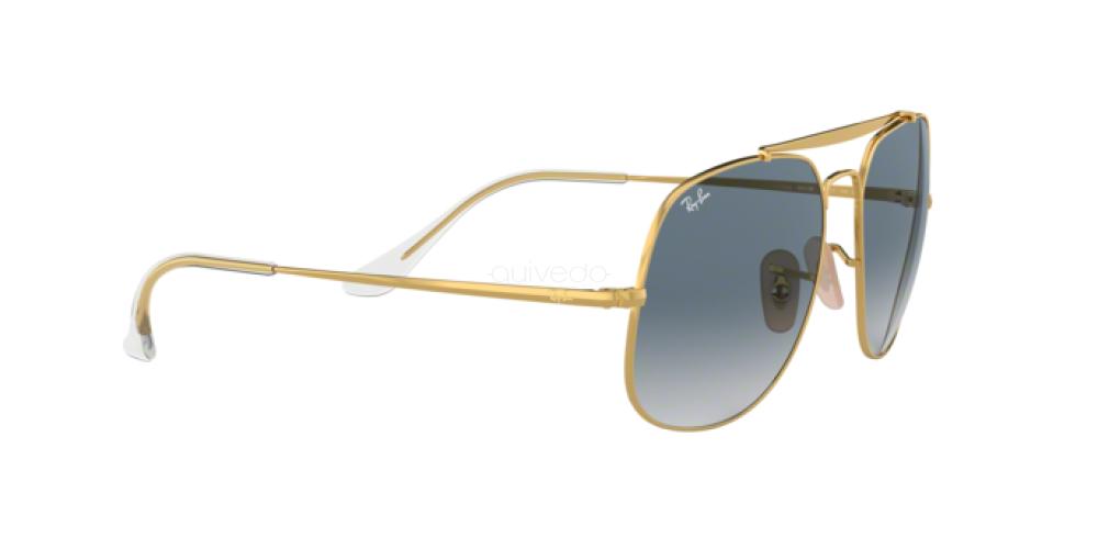 Occhiali da Sole Unisex Ray-Ban The general RB 3561 001/3F