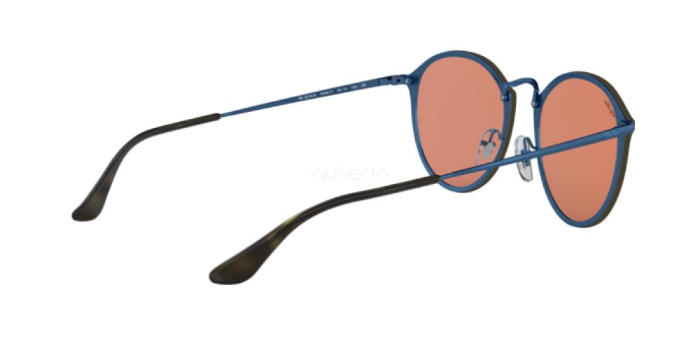 Occhiali da Sole Unisex Ray-Ban Blaze round RB 3574N 90387J