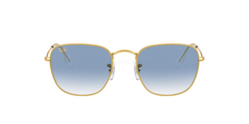 Occhiali da Sole Unisex Ray-Ban Frank Legend Gold RB 3857 91963F