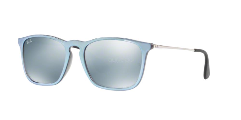 Occhiali da Sole Uomo Ray-Ban Chris RB 4187 631930