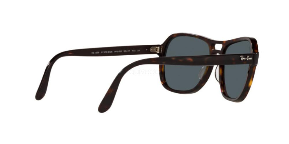 Occhiali da Sole Unisex Ray-Ban State side RB 4356 902/R5