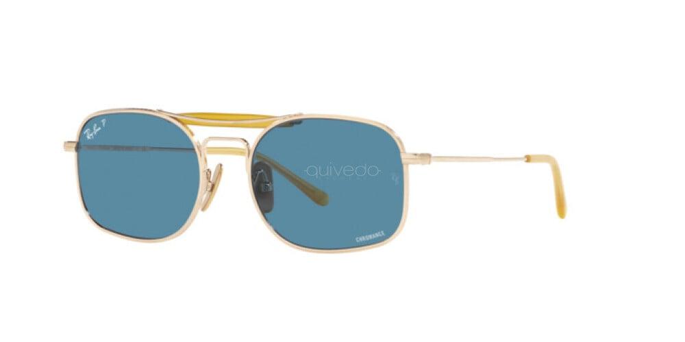 Occhiali da Sole Unisex Ray-Ban Titanium Chromance RB 8062 9205S2