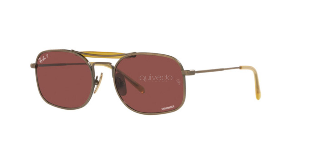 Occhiali da Sole Unisex Ray-Ban Titanium Chromance RB 8062 9207AL
