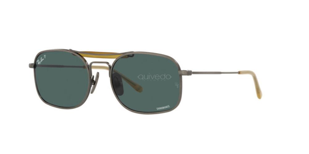 Occhiali da Sole Unisex Ray-Ban Titanium Chromance RB 8062 92083R