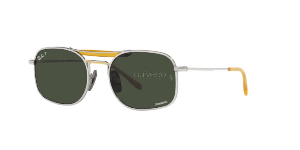 Occhiali da Sole Unisex Ray-Ban Titanium Chromance RB 8062 9209P1