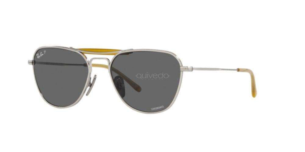 Occhiali da Sole Unisex Ray-Ban Titanium Chromance RB 8064 9206K8