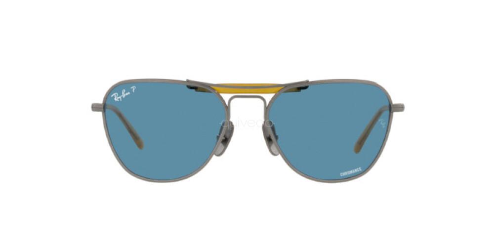 Occhiali da Sole Unisex Ray-Ban Titanium Chromance RB 8064 9208S2