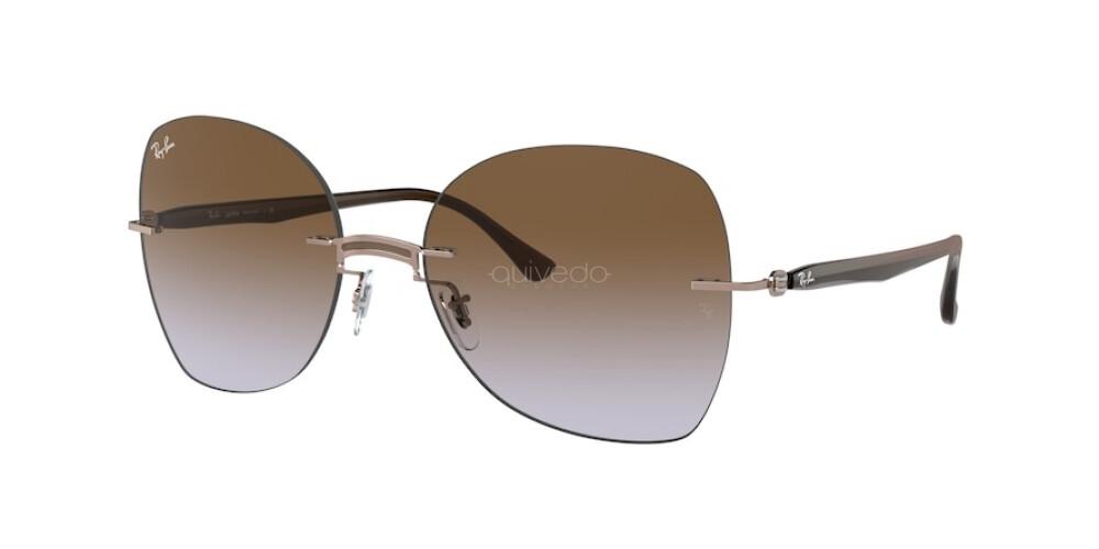 Occhiali da Sole Donna Ray-Ban Titanium RB 8066 155/68