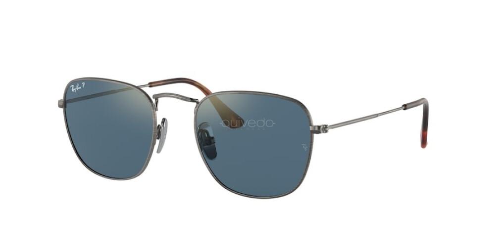 Occhiali da Sole Uomo Ray-Ban Frank Titanium RB 8157 9208T0