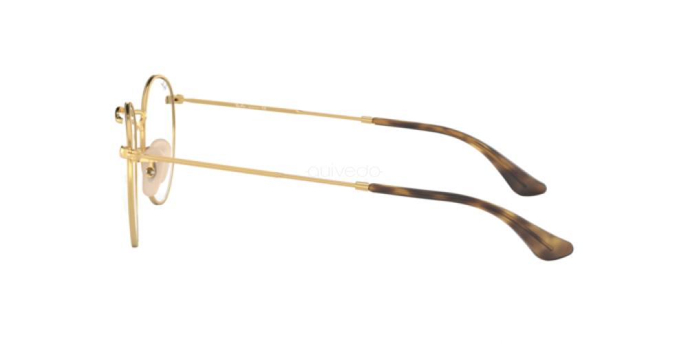 Occhiali da Vista Donna Ray-Ban Round metal RX 3447V 2500