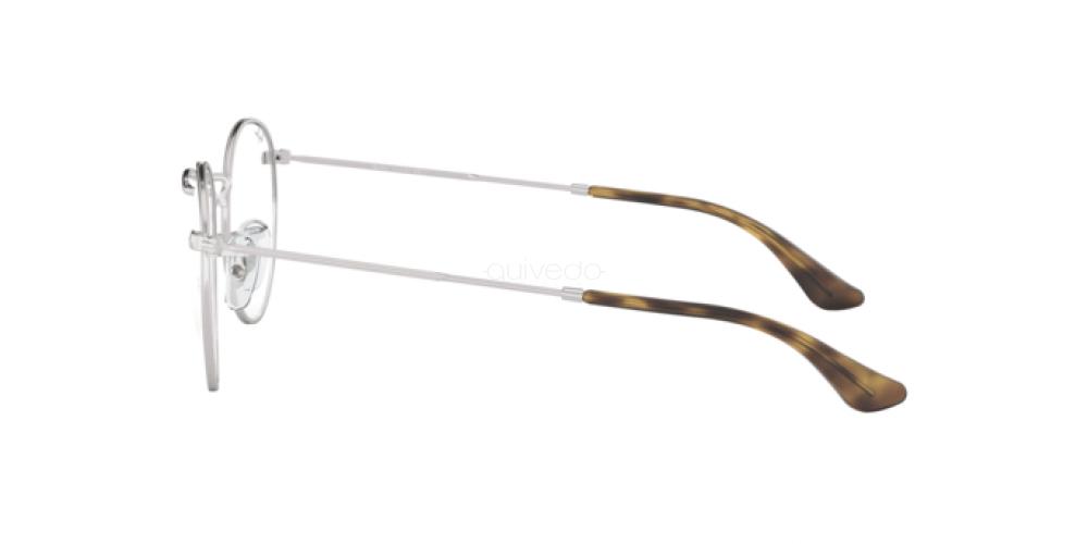 Occhiali da Vista Donna Ray-Ban Round metal RX 3447V 2970
