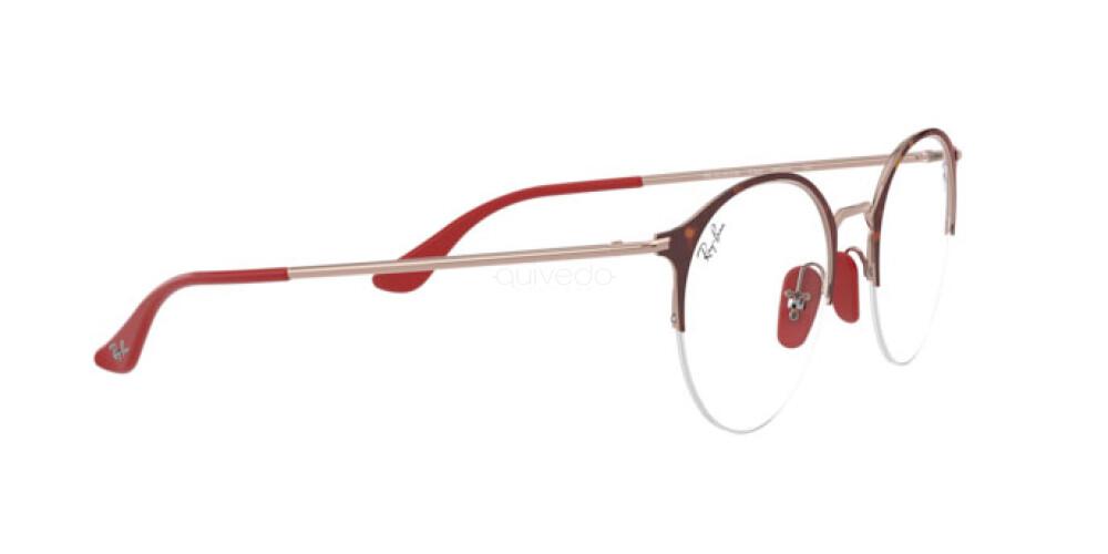 Occhiali da Vista Unisex Ray-Ban Ferrari RX 3578VM F062