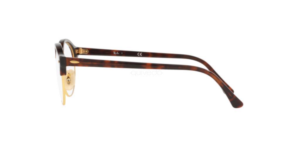 Occhiali da Vista Unisex Ray-Ban Clubround RX 4246V 2372