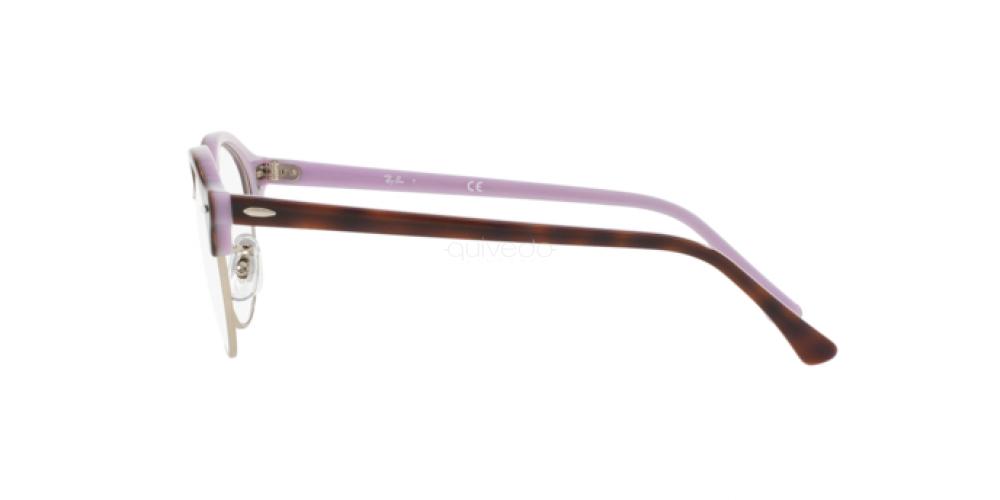 Occhiali da Vista Unisex Ray-Ban Clubround RX 4246V 5240