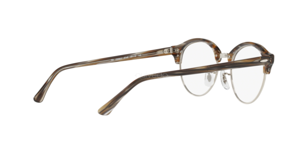 Occhiali da Vista Unisex Ray-Ban Clubround RX 4246V 5749