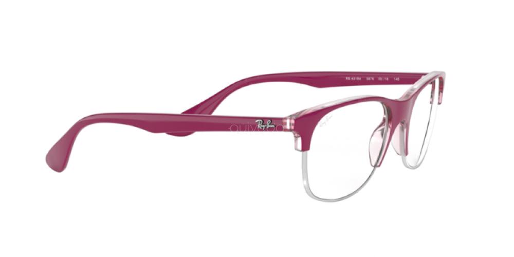 Occhiali da Vista Unisex Ray-Ban  RX 4319V 5876