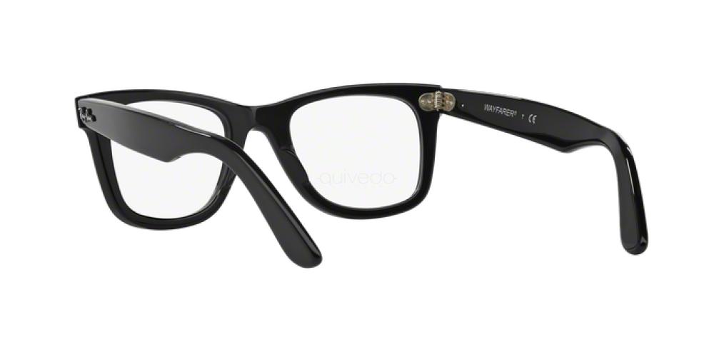 Occhiali da Vista Unisex Ray-Ban Wayfarer RX 5121 2000