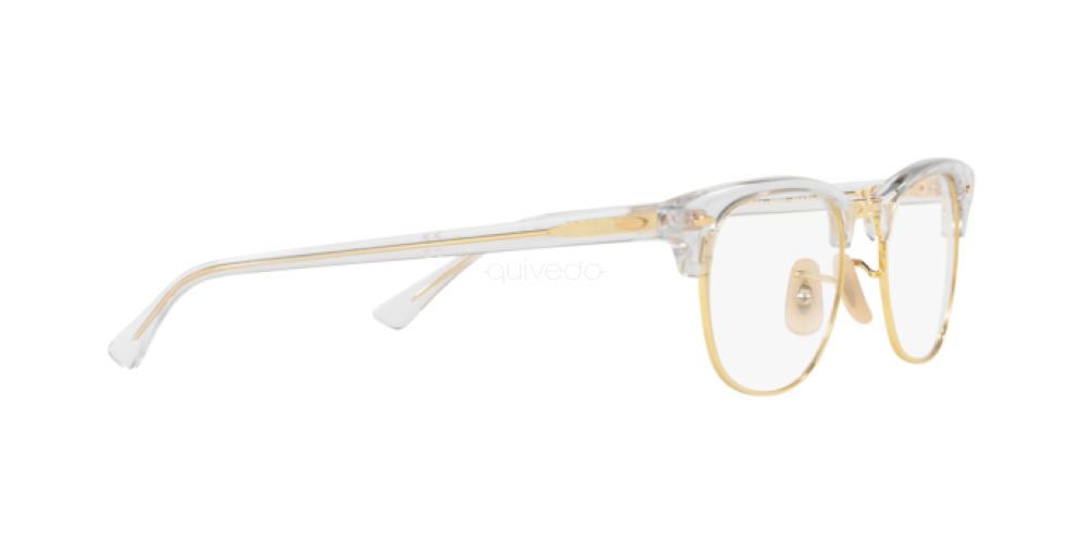 Occhiali da Vista Unisex Ray-Ban Clubmaster RX 5154 5762