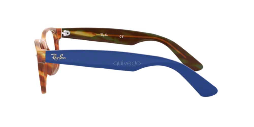 Occhiali da Vista Unisex Ray-Ban New wayfarer RX 5184 5799