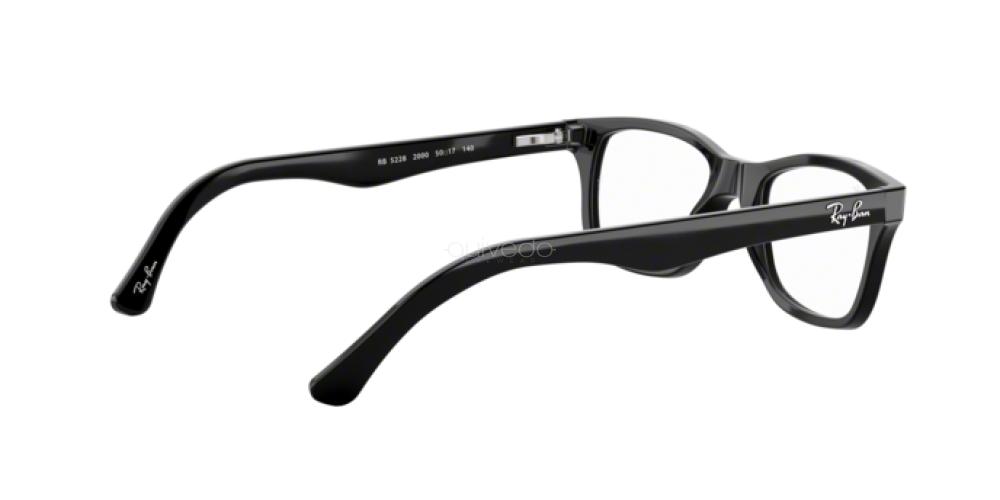 Occhiali da Vista Unisex Ray-Ban  RX 5228 2000