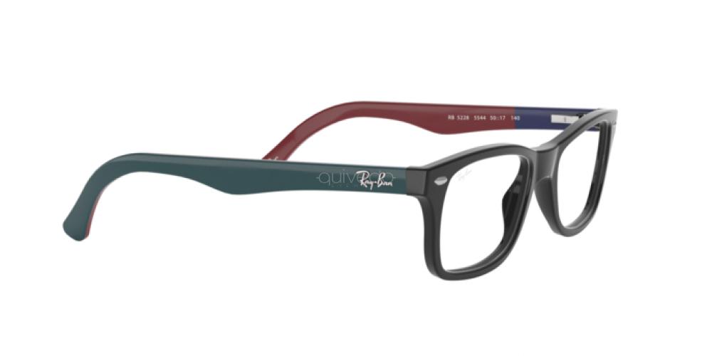 Occhiali da Vista Unisex Ray-Ban  RX 5228 5544