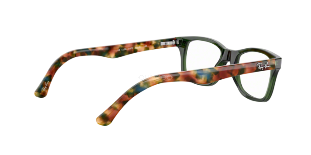 Occhiali da Vista Unisex Ray-Ban  RX 5228 5630