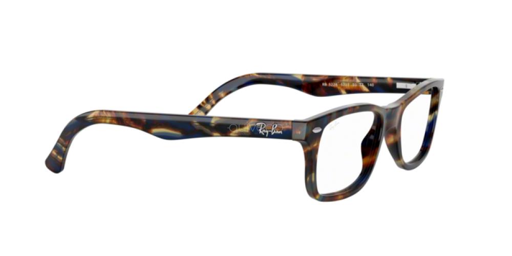 Occhiali da Vista Unisex Ray-Ban  RX 5228 5711