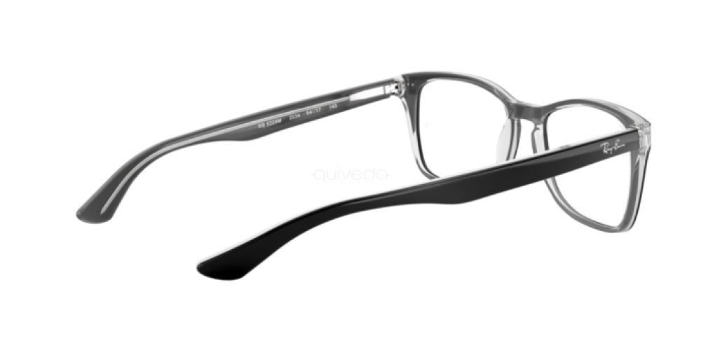 Occhiali da Vista Unisex Ray-Ban  RX 5228M 2034