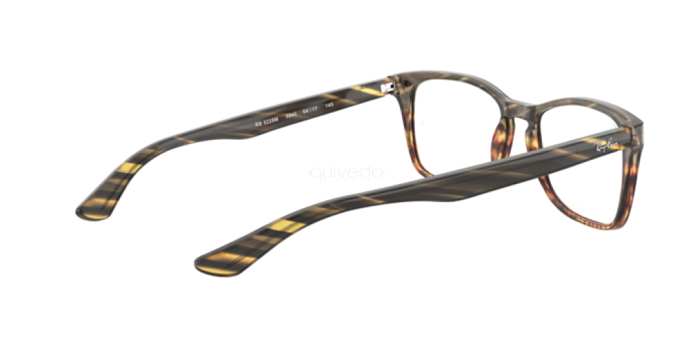 Occhiali da Vista Unisex Ray-Ban  RX 5228M 5840