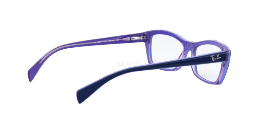Occhiali da Vista Donna Ray-Ban  (51) RX 5255 5776