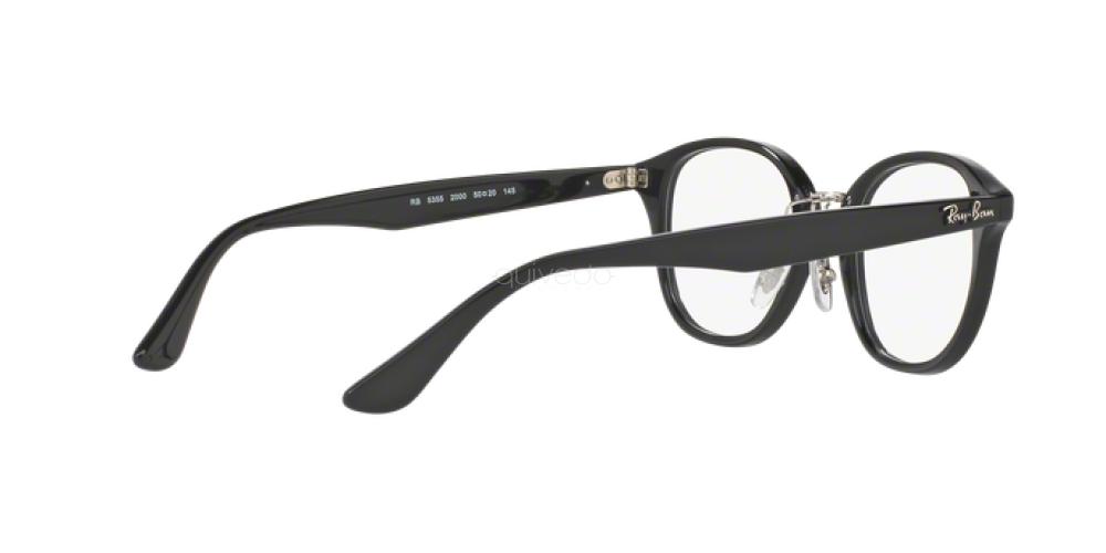 Occhiali da Vista Unisex Ray-Ban  RX 5355 2000
