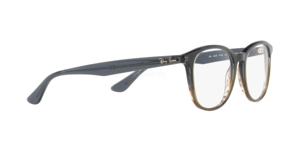 Occhiali da Vista Unisex Ray-Ban  RX 5356 5766