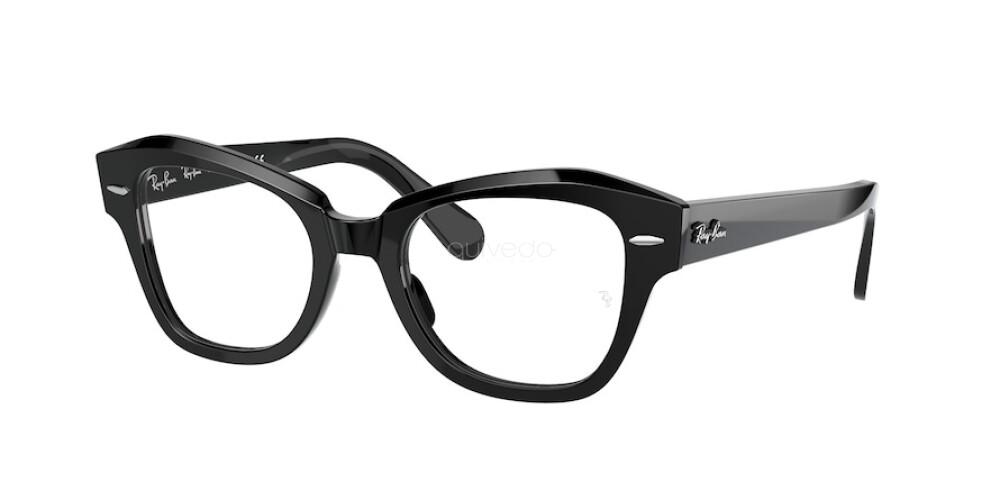 Occhiali da Vista Unisex Ray-Ban State street RX 5486 2000