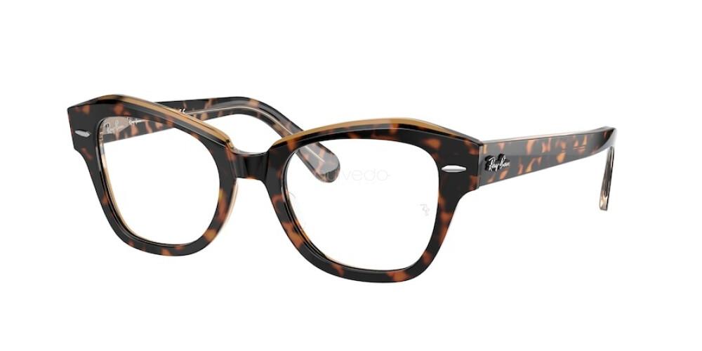 Occhiali da Vista Unisex Ray-Ban State street RX 5486 5989