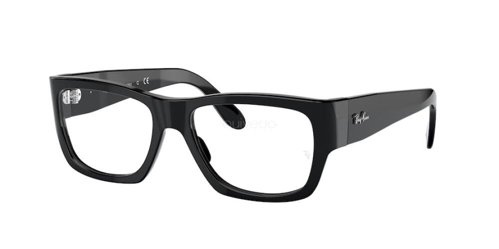 Occhiali da Vista Unisex Ray-Ban Nomad wayfarer RX 5487 2000